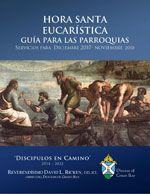 Eucharistic Holy Hour Guide For Parishes Spanish Cover Dec 2017 Nov 2018