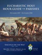 Eucharistic Holy Hour Guide for Parishes Cover 2017-2018