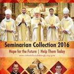 2016 Seminarian Collection Event