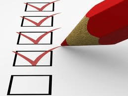 National Standards Checklist