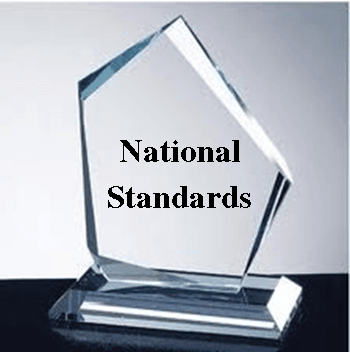 Click to view National Standards