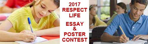 Respect Life Contest 2017