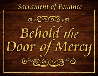 Door Of Mercy Confessions Lent 2016