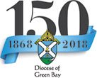 Diocese of Green Bay 150th Anniversary Logo