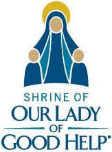 Shrine of Our Lady of Good Help logo