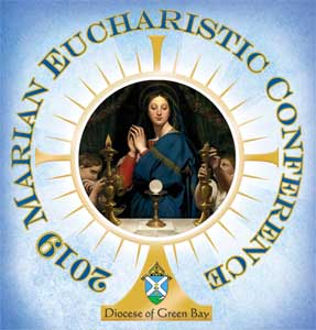 Marian Eucharistic Conference 2019 Logo