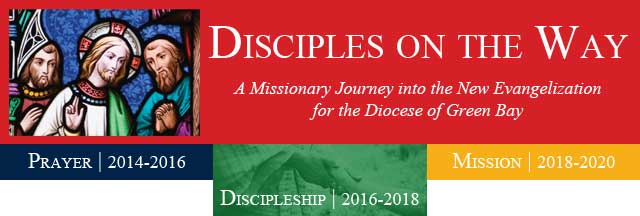 Disciples on the Way | Discipleship | 2016 2018