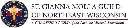 St Gianna Molla Guild NEW Logo
