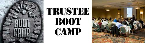 Trustee Boot Camp