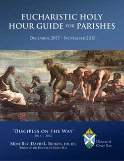 Eucharistic Holy Hour Guide for Parishes Cover 2017 2018