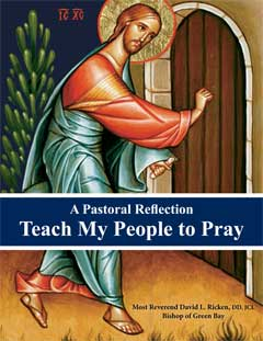 Pastoral Reflection Teach My People to Pray cover
