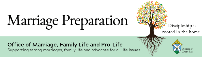 Diocese of Green Bay - Marriage Prep - Catholic Diocese of Green Bay