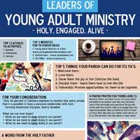 Parish Young Adult Leaders Handout