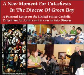Bishop Ricken Catechism Pastoral Letter Cover