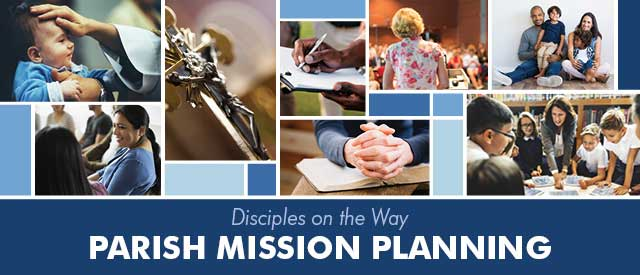 Parish Mission Planning Webpage Header
